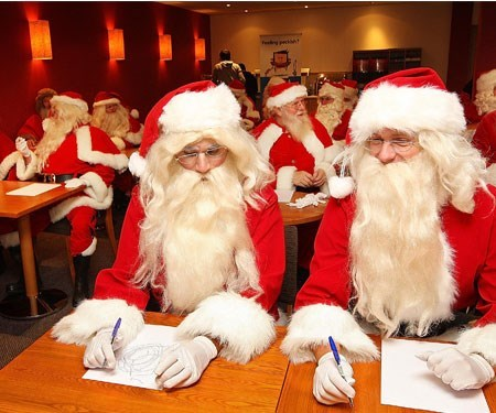christmas,school,santa,wtf,School of FAIL