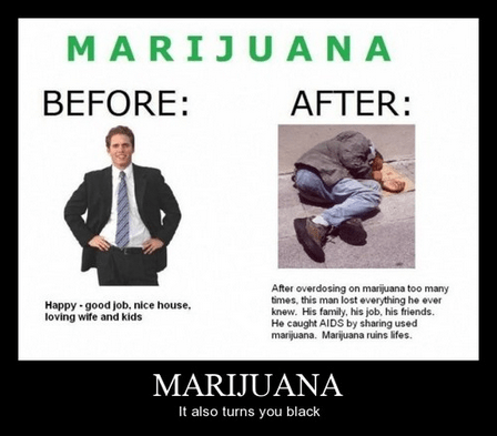 It's a Hell of a Drug