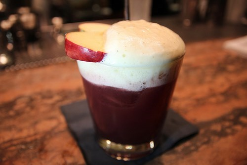 Winter Cocktails: The Grail