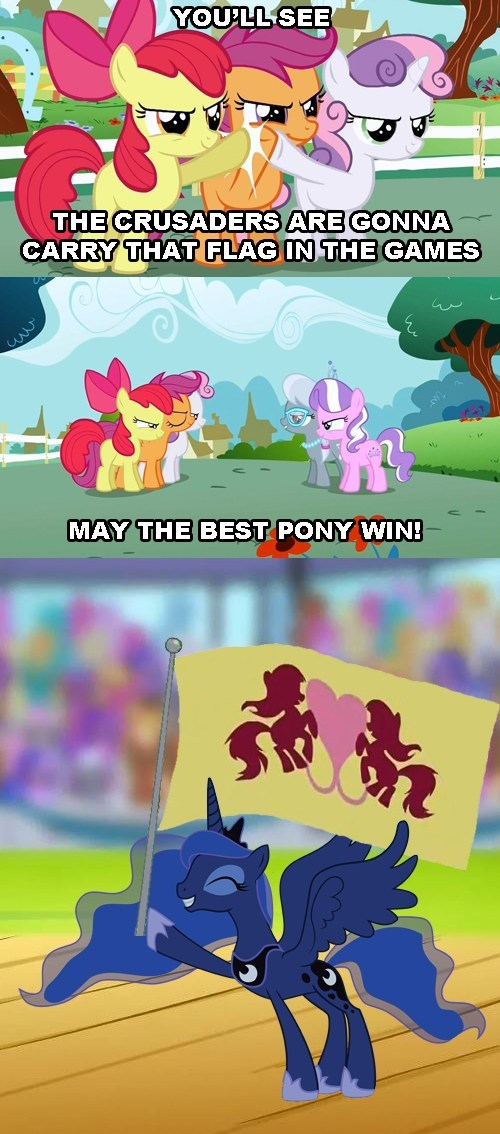 "Days Since Last ""Best Pony Argument"" - 0"