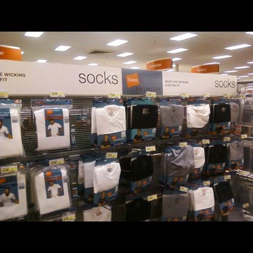 Socks, For Your Torso