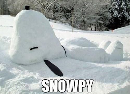 christmas,snow,puns,snoopy