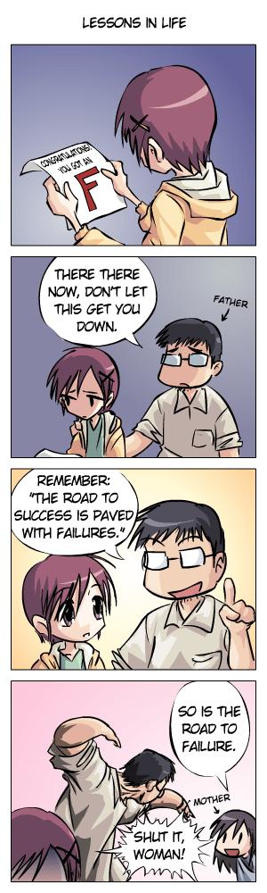grades,life lessons,school,web comics