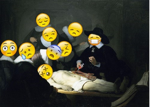 Who Says Emoticons Can't Be Art?