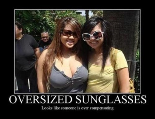 Now Those Are Sweet Sunglasses