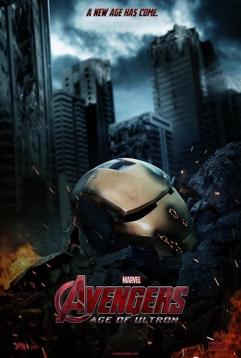 Age of Ultron Fan Poster