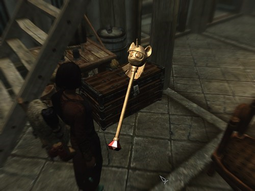 Twilight Scepter in Skyrim