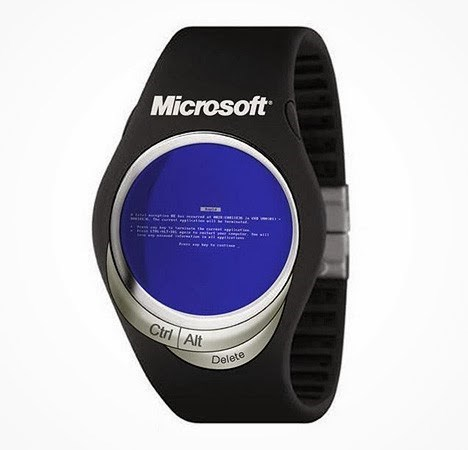 Microsoft Tries Their Hand at Watches