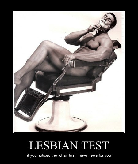 LESBIAN TEST