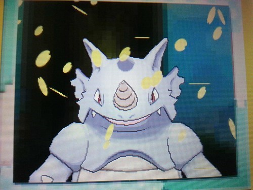 Ridiculously Photogenic Rhydon