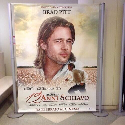 "Something Seems to be Missing From the International Promotion for ""12 Years a Slave"""
