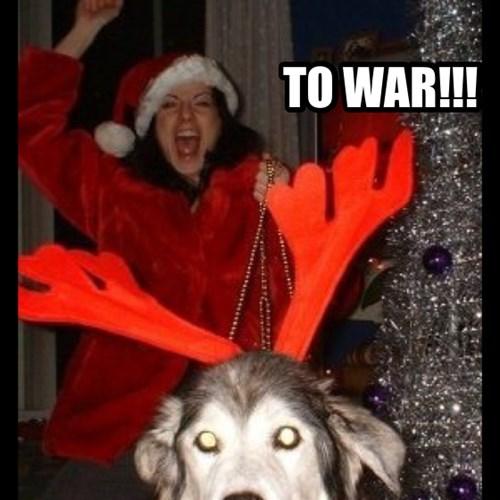 TO WAR!!!
