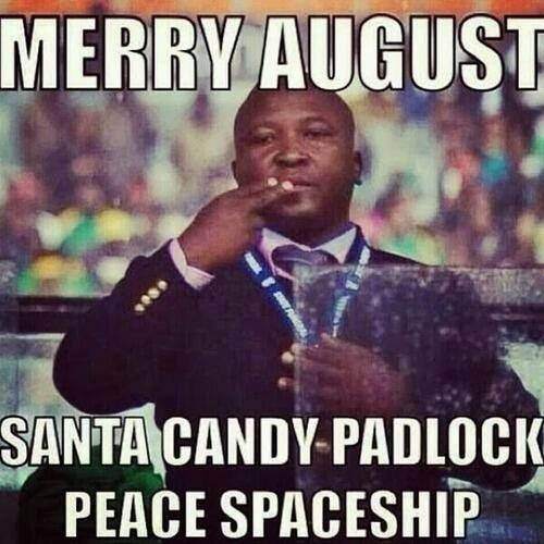 Merry Christmas From Fake Sign Language Guy!