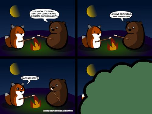 marshmallow,meta,Webcomic,animal marshmallow