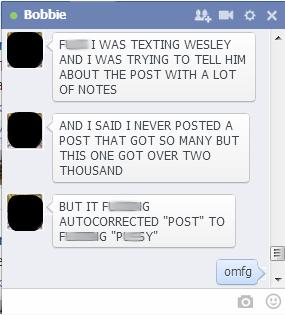 chat,autocorrect,facebook,tumblr