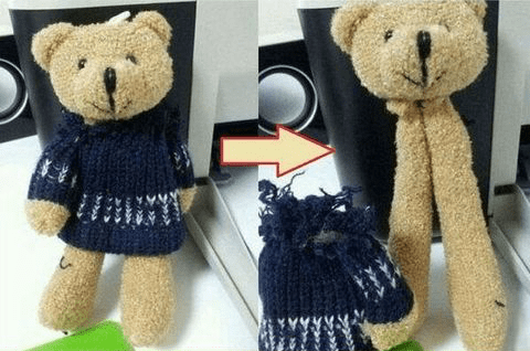 The Teddy Bear Store is Having Some Budget Cuts This Year...