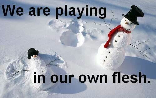 snowmen,winter