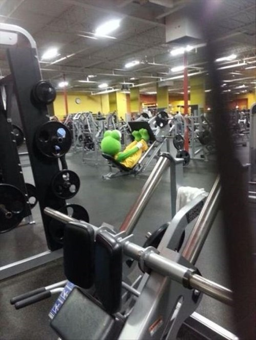 New Year's Starts Early at the Gym