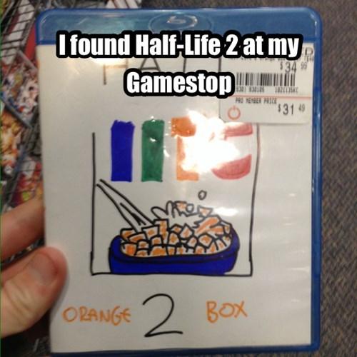 half-life 2,gamestop