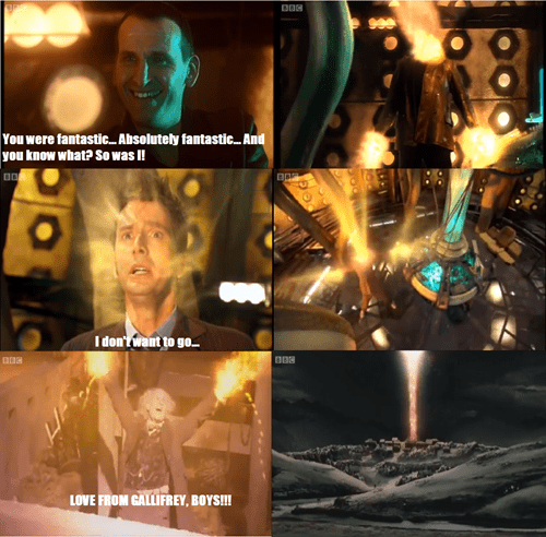A Time Lord's Final Words
