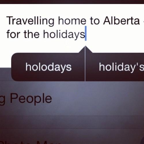 autocorrect,holidays,text