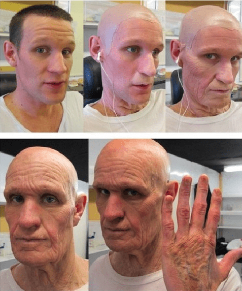 Age is Just a Number, and a Lot of Hours in the Make Up Chair