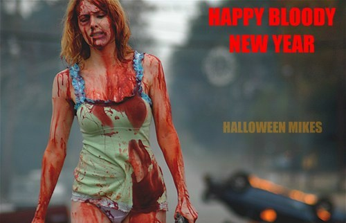 Happy Bloody New Year!