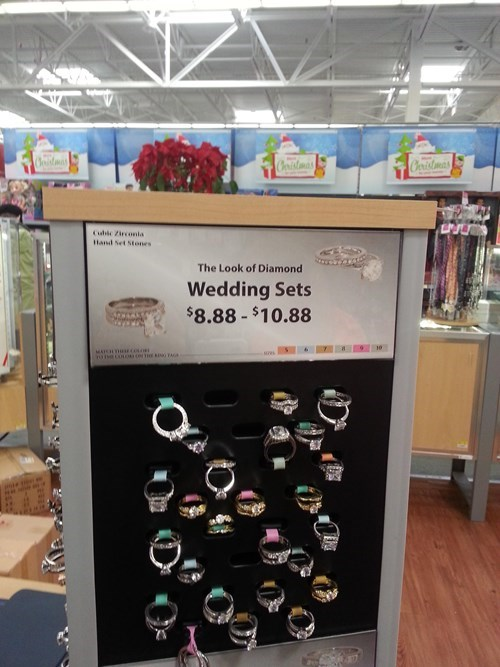 Walmart Spares No Expense for Your Love