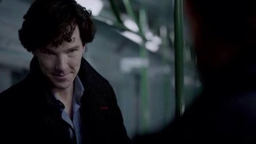 Sherlock dat face
