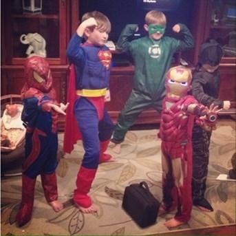 kids,superheroes,nephews,parenting