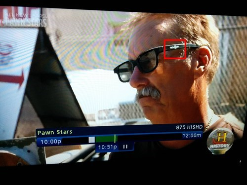"Quality Sunglasses from This ""Pawn Stars"" Customer"