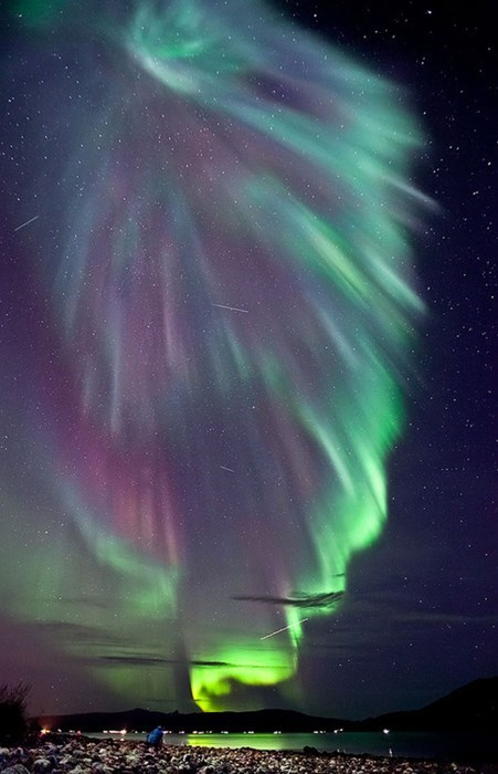 Norway Has the Coolest Auroras