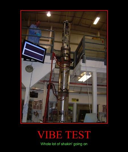 VIBE TEST
