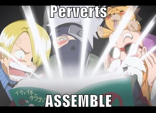 The Pervert League
