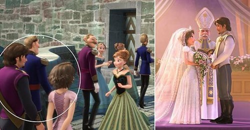 I Hear Arendelle's Nice This Time of Year