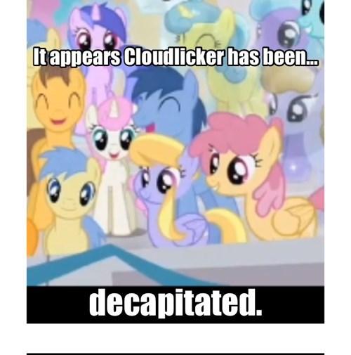 It appears Cloudlicker has been...