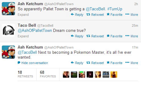 Looks Like Pallet Town is Getting a Taco Bell