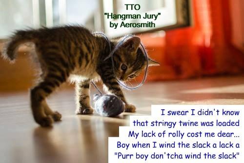 """Hangman Cutie"" (TTO ""Hangman Jury"" by Aerosmith)"