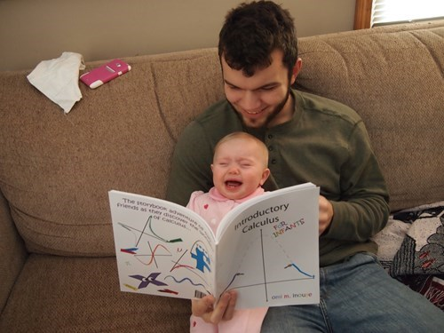 Babies,dr seuss,parenting,calculus,math