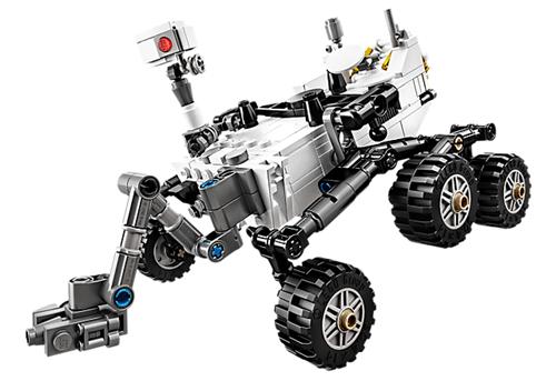 LEGO Curiosity Rover!