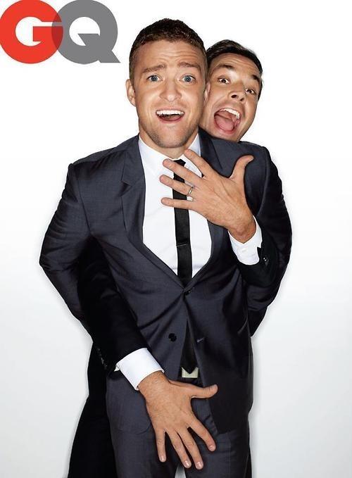 gq,Justin Timberlake,jimmy fallon