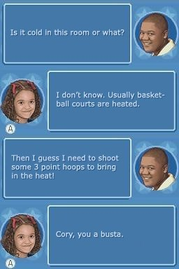 dialogue,video games,cory in the house