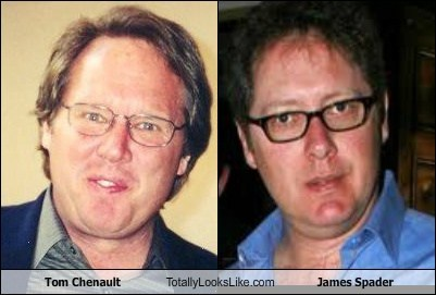 Tom Chenault Totally Looks Like James Spader