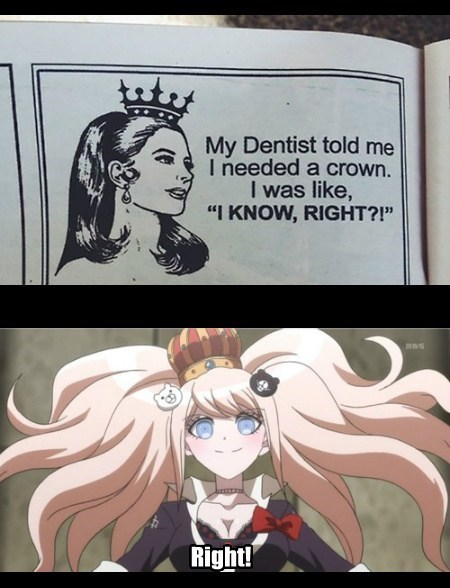 If Anyone Deserves A Crown, it's Junko