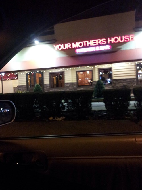This is Where All of Your Friends Went Last Night