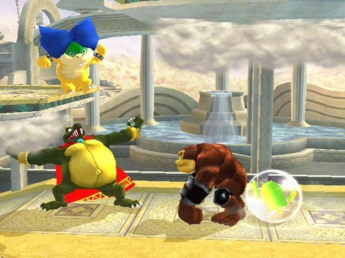 Hacked Smash Bros. Creates the Ultimate Crossover Video Game