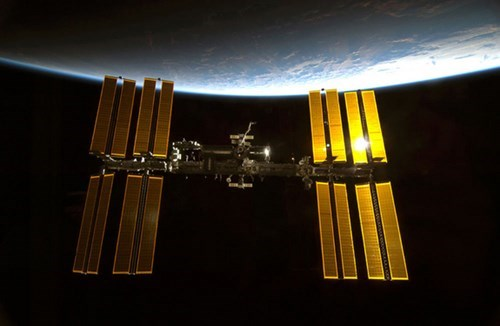 International Space Station Gets Life Extension