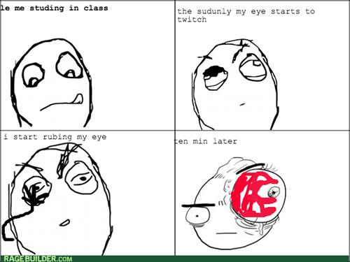 class,eyes