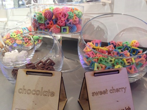 candy,treats,3D printing