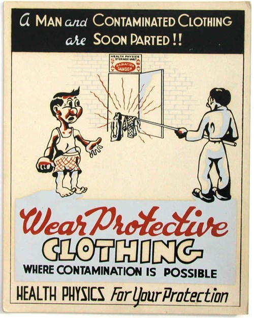 Vintage Health Kept You Safe From Radiation